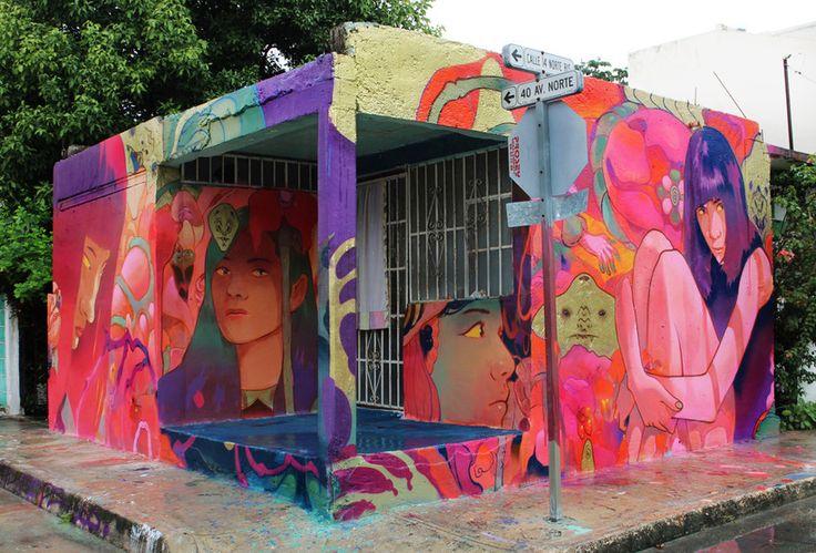 Los mejores 35 artistas urbanos de Latinoamérica y España 13