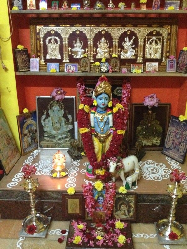 Krishnastami celebration pooja room 12 best Dusserha