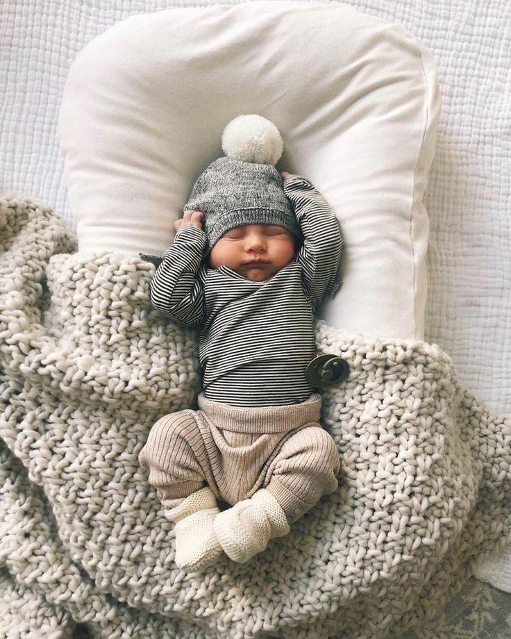 55 cool vêtements bébé garçon nouveau-né – Well being A-Z – #bébé #Cool #gar…