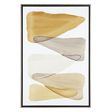 Color echo 1 canvas art by type art z gallerie for Affordable furniture 6496 redland