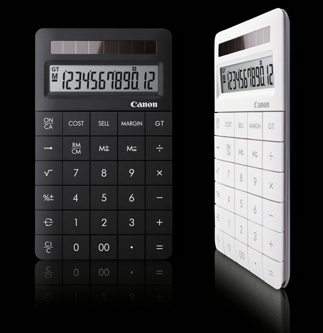 X Mark II  Calculator  Manufacturer Canon Electronic Business Machines (H.K.) Co., Ltd., Hong Kong