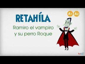 Retahila - Ramiro el vampiro y su perro Roque - YouTube