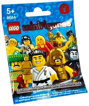 nice doc: Lego Minifigures, Minifigures Series