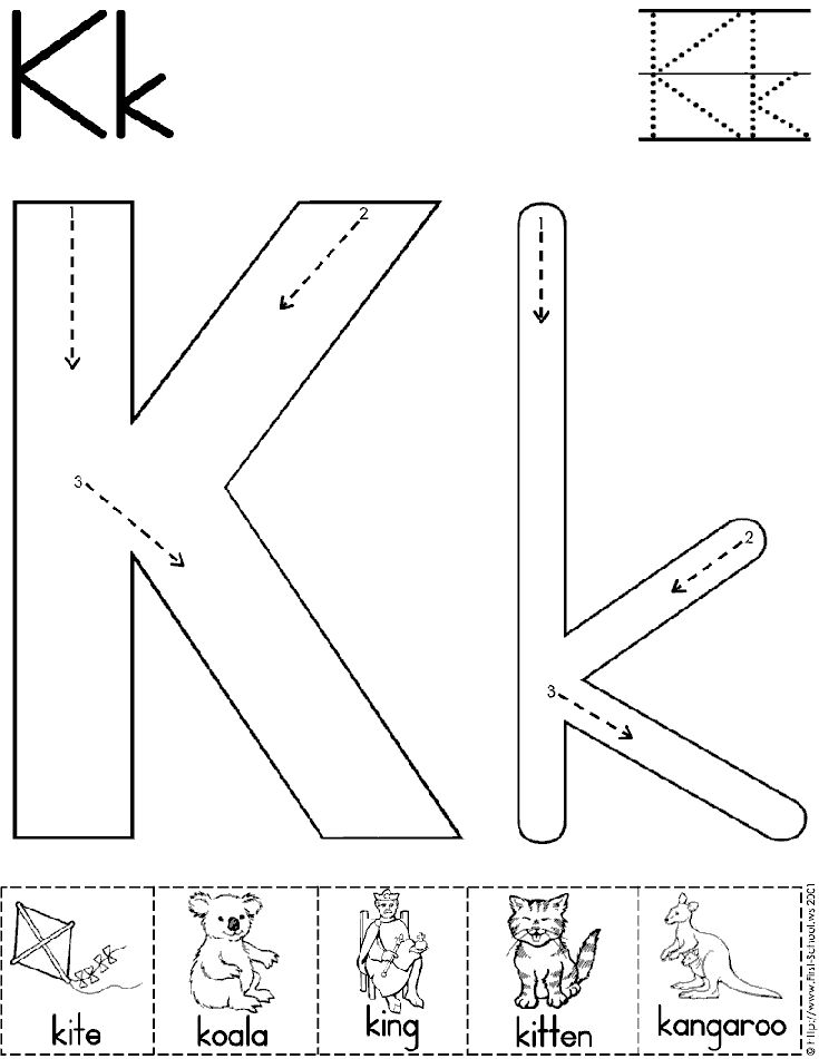 Worksheets Letter K Worksheets 1000 ideas about letter k on pinterest alphabet c and worksheet preschool printable activity standard block font