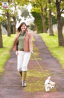 Do it for the dog, do it for you - Weight Waggers - Why you should start walking with your dog. #dog #health #walk