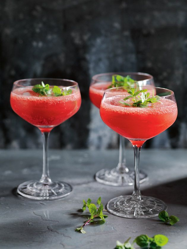 Watermelon And Mint Cooler | Donna Hay