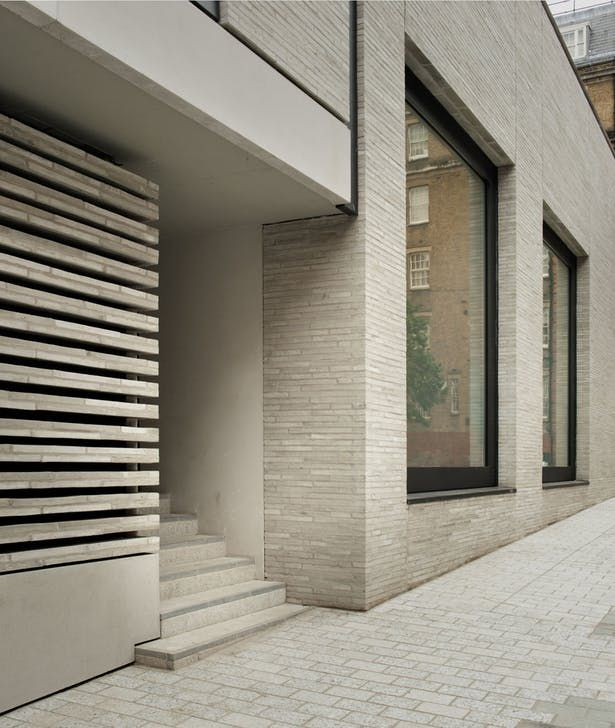 Gagosian Gallery | TateHindle; Photo: Philip Vile | Archinect