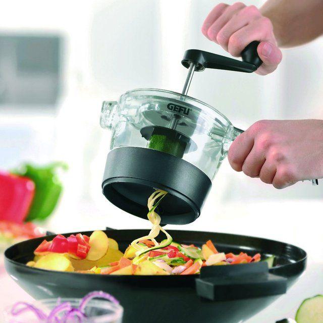 GEFU Spiral Cutter #Cutter, #Kitchen, #Plastic
