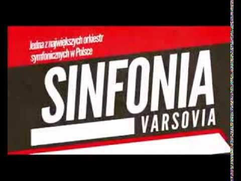 """Sinfonia Varsovia """"Gra o Stołki"""""""