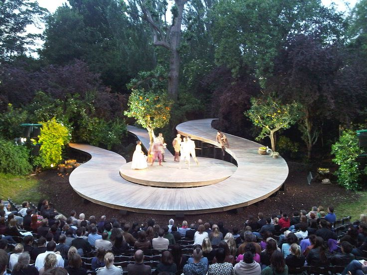Regent's Park Open Air Theatre, London