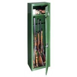 Skriňa na zbrane Gun-5 | Skrine a trezory na dlhé zbrane | Skrine atrezory na zbrane | Rottner-Trezor.sk