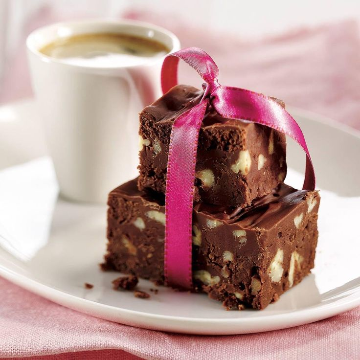 Fudge crémeux au chocolat