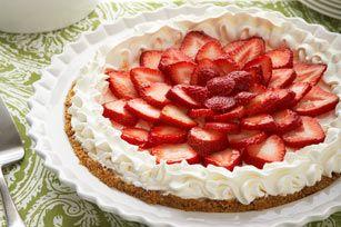 Lemonade Cheesecake Pie Recipe
