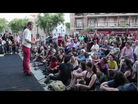 BARRIOS NOMADAS - Teatro Foro - LA RUEDA TEATRO SOCIAL - YouTube