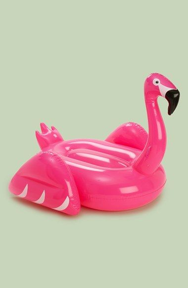 FUNBOY 'Flamingo' Oversized Luxury Pool Float available at #Nordstrom