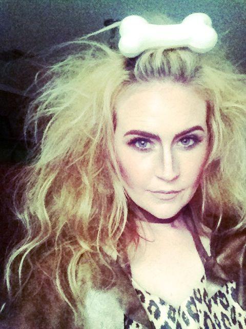 Cavewoman Makeup and Hair Lanna Bloodworth/Makeup Artist