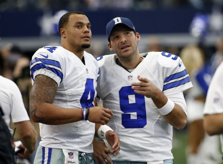 What would it take for the Cowboys to bench Dak Prescott for Tony Romo? - The Washington Post
