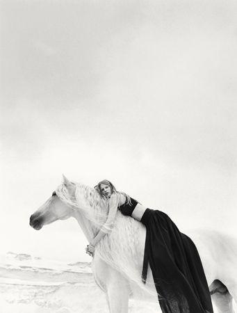 [Fashion] Le cheval blanc de Forte Forte