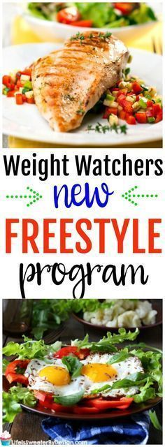 Get the information about the New Weight Watchers Freestyle Program for 2018. There are lots of big changes you need to know about!