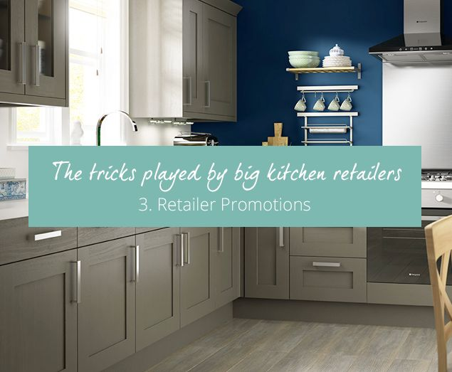 Kitchen-compare.com was launched in August 2012 with the sole purpose of demystifying the kitchen market and saving consumers time and money. Since then, they've built up a dossier of information and evidence highlighting the selling tricks and practices of the national kitchen retailers.