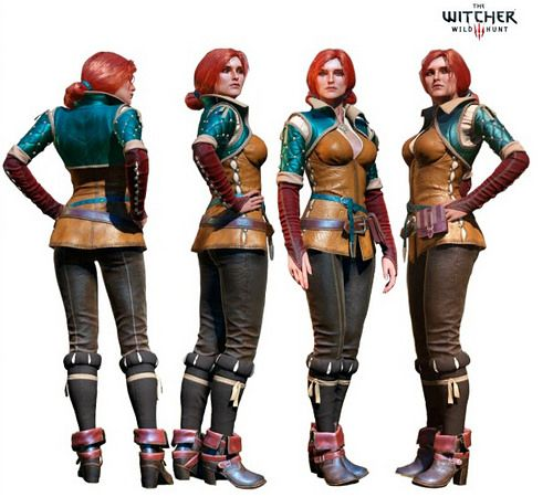 triss merigold card - Google Search