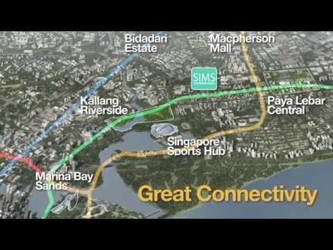 Sims Urban Oasis | 6100-1500 (Showflat)