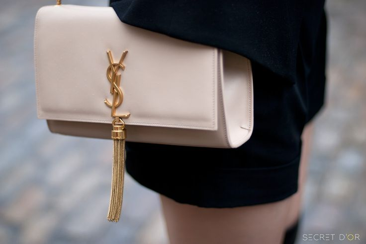 eve st laurent bags - yves saint laurent tassel clutch
