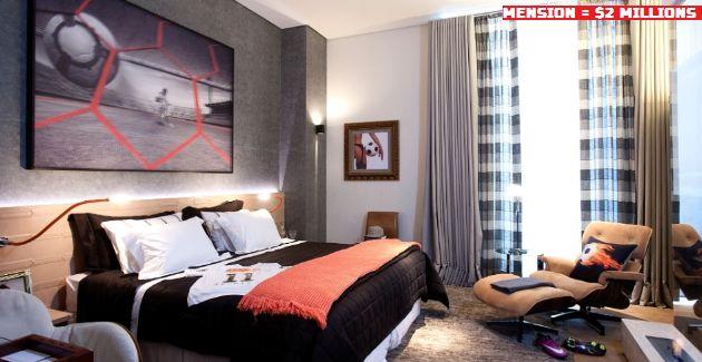 Neymars Bedroom I Want It Neymar Jr In 2019