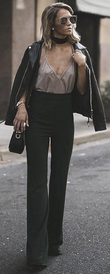 Black + Blush + Olive Source
