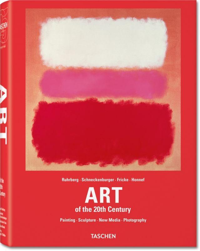 Art of the 20th Century. TASCHEN Books (TASCHEN 25 Edition)