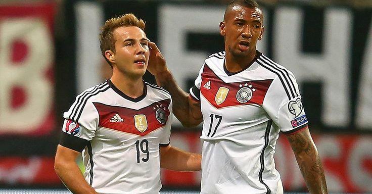 Focus.de - Götze, Müller, Boateng, Neuer! Vier Bayern und ein Dortmunder glänzen gegen Polen - EM 2016