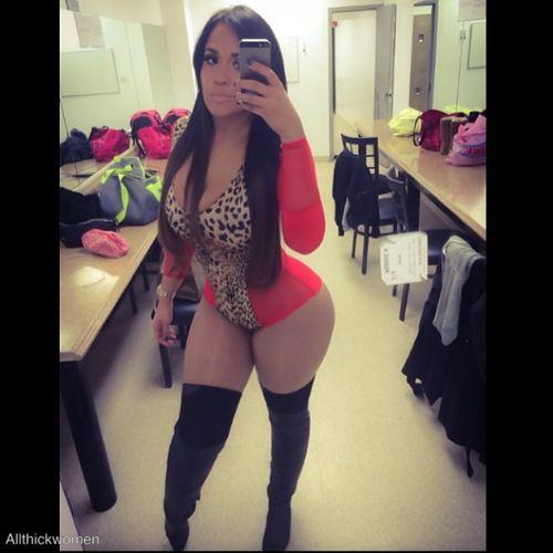Big Booty Latina Public