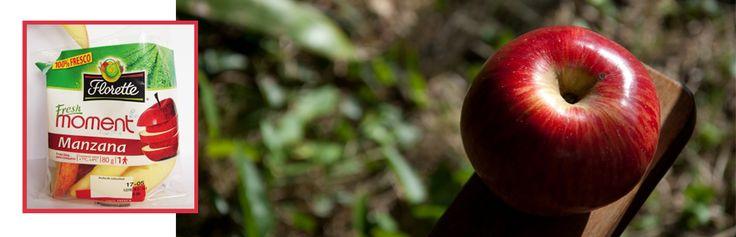 Picar sano con las nuevas Manzanas en gajos de Florette. Descúbrelo en Yo lo pruebo: http://www.yolopruebo.com/picar-sano-con-las-nuevas-manzanas-en-gajos-de-florette/