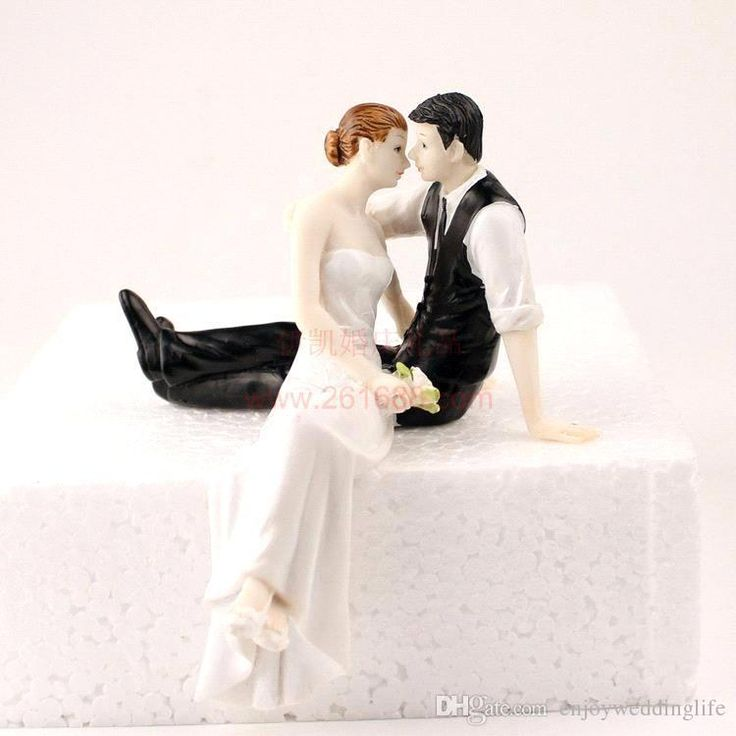 Where To Buy Wedding Decorations 2015 Fabulous Playful Football Couple  Custom Cake Topper Gift Wedding Party