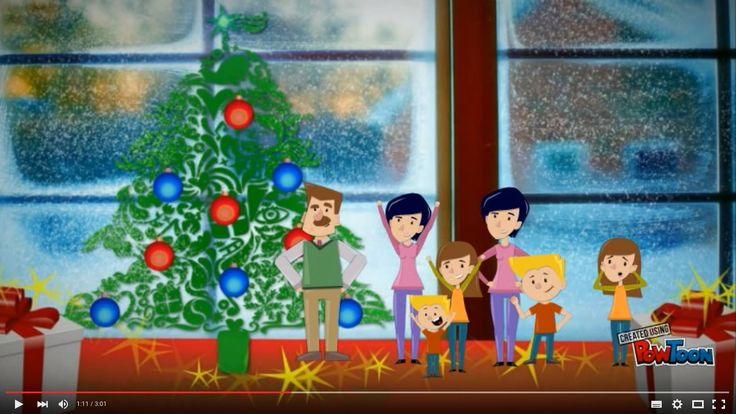 Capsule vidéo en éthique et culture religieuse pour le premier cycle du primaire. Décrire des façons de vivre des fêtes en famille.
