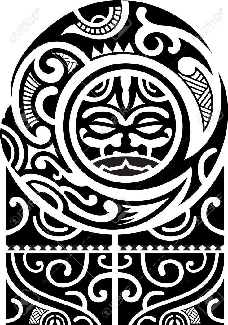 ber ideen zu maori tattoo muster auf pinterest maori tattoos manta tattoos und maori. Black Bedroom Furniture Sets. Home Design Ideas