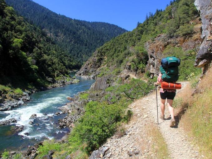 Rogue River Trail Backpacking the 40-mile Rogue River Trail is one of Oregon's great adventures.