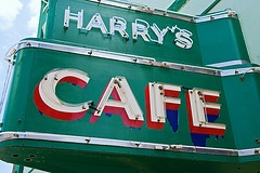 Harry's Cafe ~ Pittsburg, Kansas by Kansas Explorer 3128