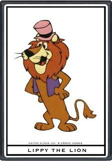 Hanna Barbera World: ENG - Lippy the Lion and Hardy Har Har