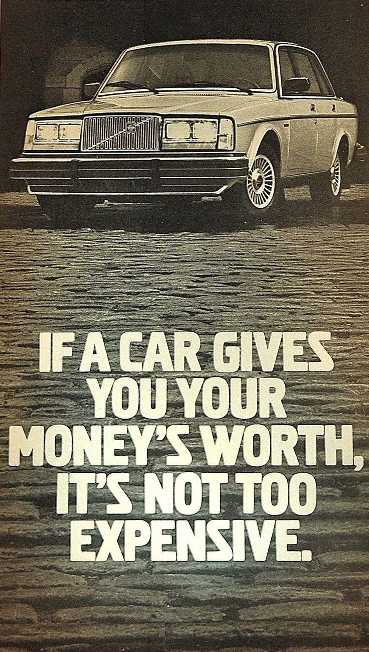 1981 Volvo GLE