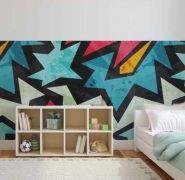 murales juveniles grafiti arte urbano decoracin de paredes decoracin de