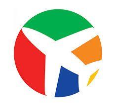 Danish Air Transport Logo. (DANISH)