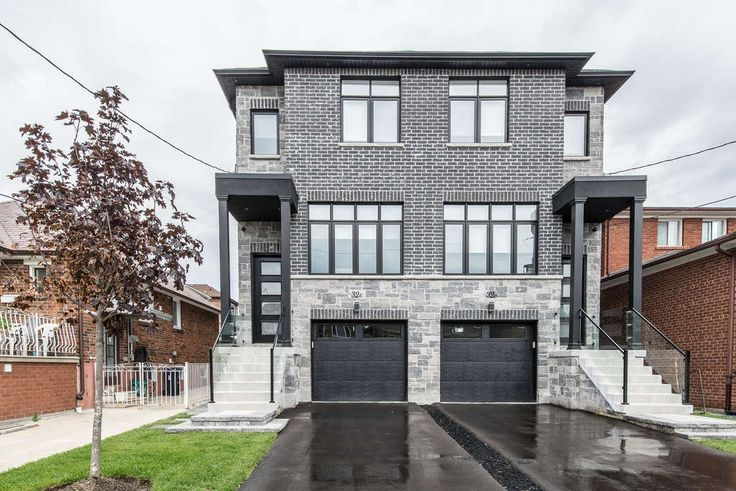 Modern Masterpiece! Newly Constructed 3 Storey Modern Masterpiece On Premium Lot In Walking Distance To New Caledonia Subway…