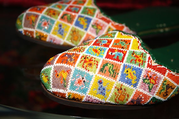 Image result for National Textile Museum baba nyonya shoe