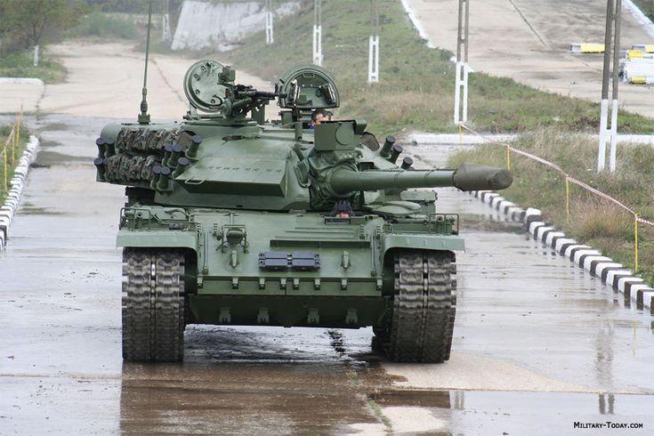 TR-85M1 Bizonul Main Battle Tank (Romania)