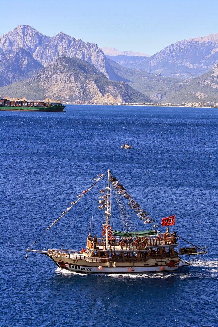 Antalya, Turkiet
