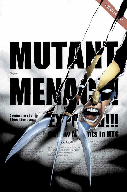 Wolverine - Mike Mayhew