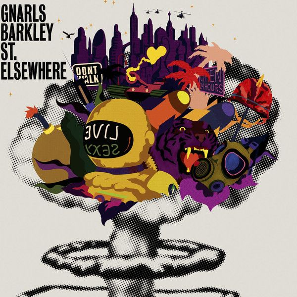 "#11: ""Crazy"" by Gnarls Barkley - listen with YouTube, Spotify, Rdio & Deezer on LetsLoop.com"