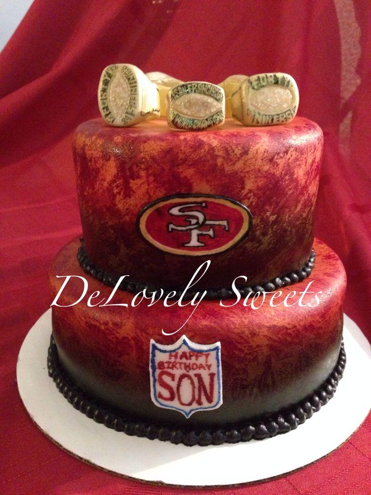 Specialty Birthday Cakes San Francisco