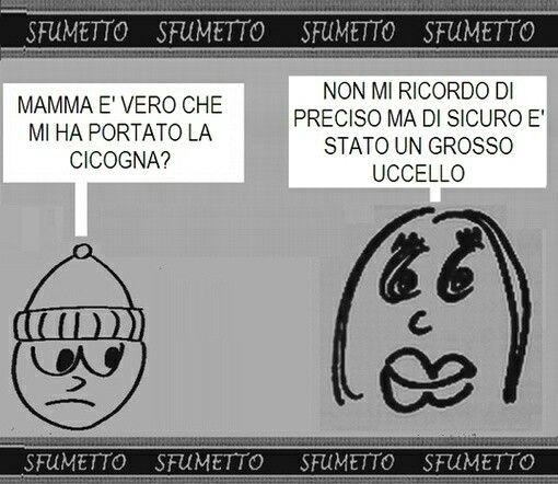 http://www.sfumetto.net/domande_sceme.html #barzellette #ridere #umorismo #ahah